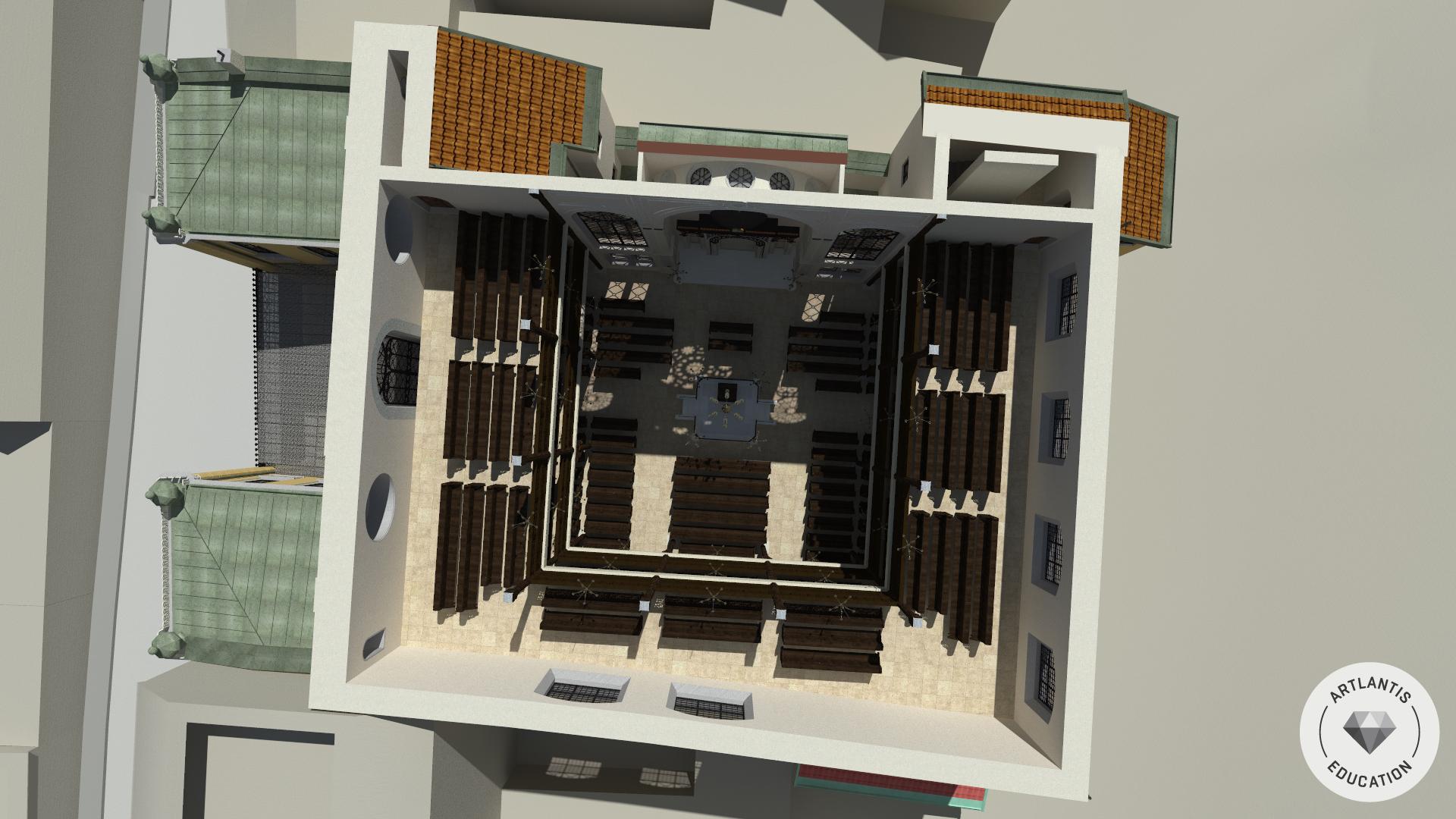 3D-Grundriss - 2. Obergeschoß